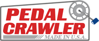 Pedal Crawler | Party Bike Manufacturer Logo